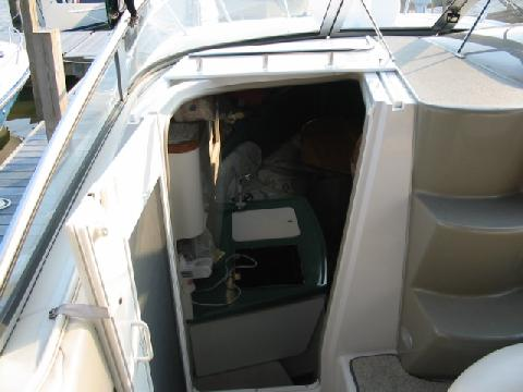 Boat project com my tricked out 1999 four winns vista 268 for Boat cabin entry doors