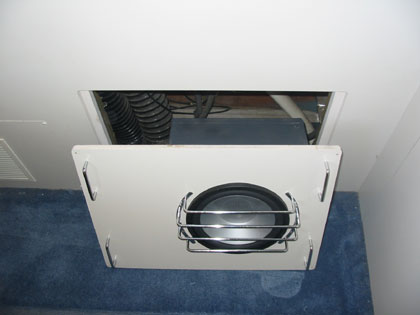 Installing A Subwoofer In A Boat