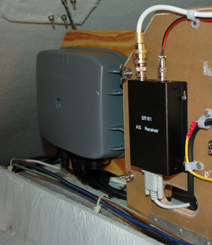 Installing An Automatic Identification System Ais In A Boat